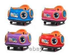 12v Waltzer Bumper Car Electric Ride On With Parental Remote Control