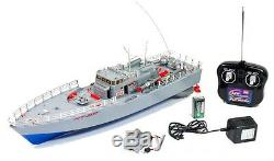 20 U. S Torpedo Warship RC Boat 2CH Remote Control 125 NT2877