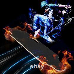20km/h Electric Skateboard Wireless Remote Control Motor Skate board Funboard B