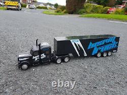 2.4GZ Large American Heavy Lorry Truck 46cmL Radio Remote Control Car