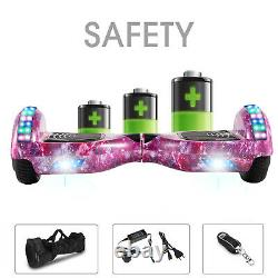 6.5 Inch Self Balancing Board Electric Scooter Bluetooth+Bag+Remote Control