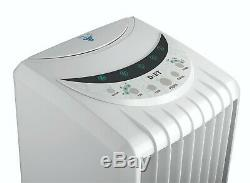 8L Evaporative Air Cooler Portable Fan Humidifier Remote Control Conditioner115W
