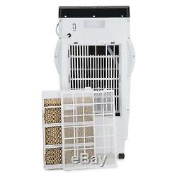 Air Fan Portable Conditioning 3in1 Cooler Ioniser Remote Control 8 Litre Timer