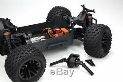 Arrma Granite 1/10 Scale 4x4 Mega RC Remote Control Monster Truck RTR Red/Black