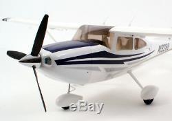 Art Tech Cessna 182 500 Class RC Remote Radio Control Plane Blue (PNP) New Boxed