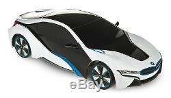 BMW i8 RADIO CONTROL REMOTE 1/24 READY TO RUN SPORTS CAR RC FAST KIDS XMAS GIFT