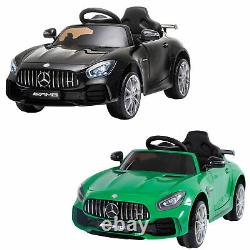 Benz GTR 12V Kids Electric Ride On Car Toy with Remote Control MP3