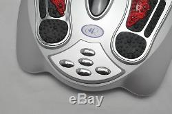 Blood Booster Circulation Foot Massager Infrared Remote controller USA STOCK