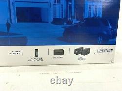 Chamberlain Garage Door Opener Kit 1/2 HP Chain Drive with Rail 7 ft Door HD210
