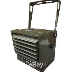 Comfort Zone Ceiling Mount 240 Volt 10,000 Watt Industrial Heater CZ260ER