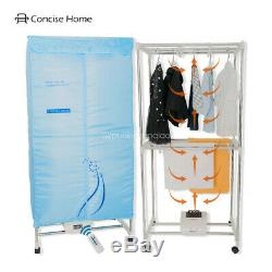 Concise Home Electric Clothes Dryer 15kg Stainless Steel remote control