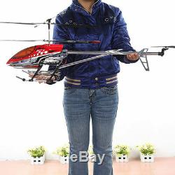 DH9101 3.5CH LARGE 29inch Outdoor RC Metal Helicopter + GYRO 2 Speed Control