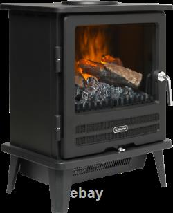 DIMPLEX Willowbrook Optimyst electric stove 2KW REMOTE CAST IRON EFFECT NEW HEAT