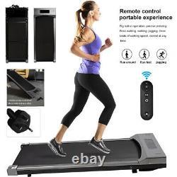 Dynamoelectric Mini Treadmill Running Walking Jogging Exercise Fitness Machine