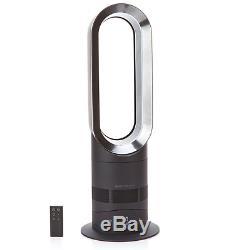 Dyson AM04 Hot + Cool Heater/Table Bladeless Fan Black/Silver IL/RT6-13688