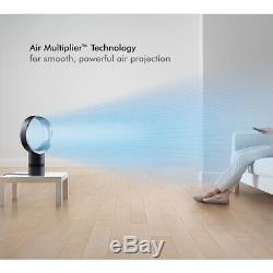 Dyson AM06 Cooling Desk Fan in White/Silver 2 Year Dyson Warranty