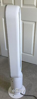 Dyson AM07 Tower Fan White/Silver Mint Condition