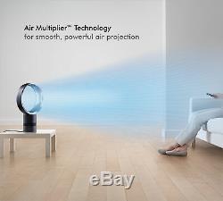 Dyson Cool AM06 Desk Fan White/Silver Refurbished 1 Year Guarantee
