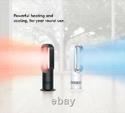 Dyson Hot + Cool AM09 White/Nickel Fan Heater Refurbished