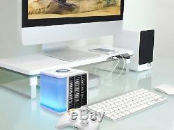 Evapolar evaLight Nano Personal Evaporative Air Cooler, Humidifier, Purifier
