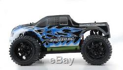 Exceed RC 1/10 Infinitive Off-Road Electric Remote Control Truck RTR Brushed