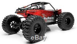 Exceed RC Rock Racer 1/10 MaxRock RC RTR Waterproof Remote Control Truck RC Car