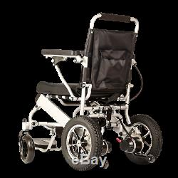 FOLD AND TRAVEL Electric Wheelchair Power Wheel chair Lightweight Mobility