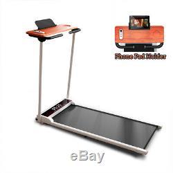 Foldable Electric Treadmill Running Machine Walking Jogging Cardio Gym Remote
