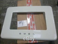 Graded Smeg L30FABECR 80cm Cream 50s Retro Style Electric Cream Fire RRP £699