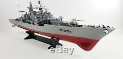 HUGE Remote Control R/C Naval Nuclear Destroyer Model Toy Battleship Boat War
