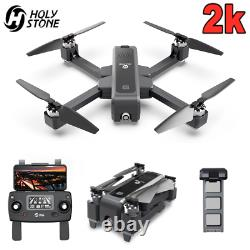 Holy Stone HS550 GPS FPV Foldable 5G Drone with 2K HD Camera Quadcopter Brushles