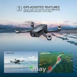 Holy Stone HS720E/HS105 Drones with 4K EIS Anti-shake UHD Camera GPS Quadcopter