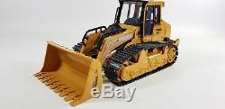 Hugine RC Bulldozer Full Function Crawler Remote Control Bulldozer Monster Truck