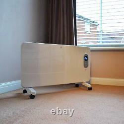 Igenix IG9515WIFI Smart Electric Panel Heater 1.5kw Amazon Alexa, Wall Mountable