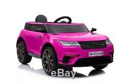 Kids Range Sports 12V Battery Electric Ride on Car Remote Control Jeep