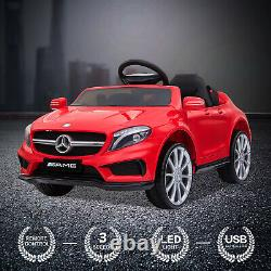 Kids Ride On Car 12V MERCEDES BENZ Licensed Electric Car Remote Control Battery