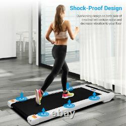 Lightest Electric Treadmill Small Household Flat Small Size Minicomputer Quiet