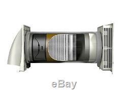 Marley fan fresh air heat exchanger unit MEnV180 with radio remote control