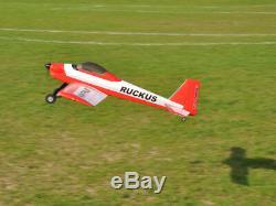 Max-Thrust Ruckus Airframe Radio Remote Control Model Plane