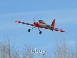 Max-Thrust Ruckus Radio Remote Control Model Plane 100% Ready to Fly Red