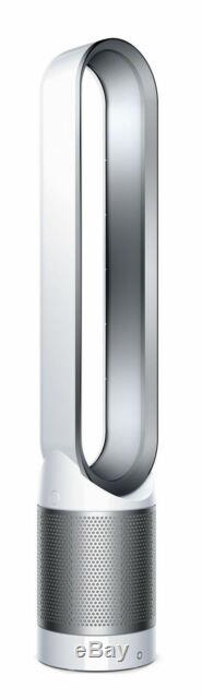 New in Box Dyson Pure Cool Link Air Purifier Tower Fan White Silver 305158-01