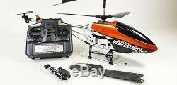 RC 9053 HUGE Syma Volitation 3Ch Radio Remote Control Gyro Metal R/C Helicopter