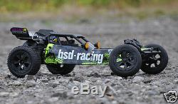 Radio Remote Control Car RC 1/10th Buggy Flux Baja V2 Really Fast Brushless UK