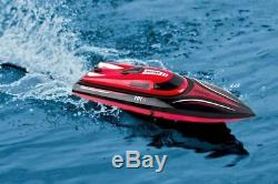 Radio Remote Control RC Racing Speed Boat, Very Fast! Easy to Use! Great Gift