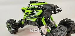 Radio Remote Control Rc Car Buggy Very Fast Ready To Run 110 2.4g Hardcore Rc