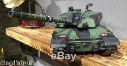 Radio remote control tank Heng Long Challenger 2 RC British tank 1/16 Camouflage