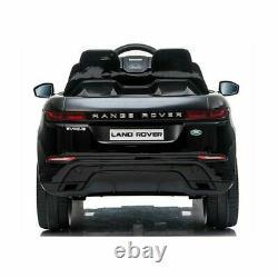 Range Rover Evoque Licensed Kids Ride On Electric Remote Control Car