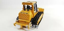 Remote Control Bulldozer Excavator Construction Vehicle Front Loader Dumper Toy