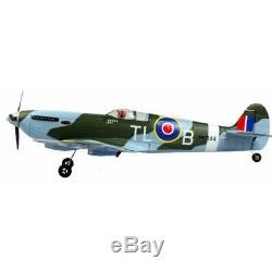 Remote Control Rc Spitfire V2 4ch Radio Controlled Planes Rtf 2.4g Hobby Flight
