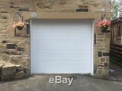Remote Control Roller Garage Door up to 2310mm x 1980mm Made to your sizes